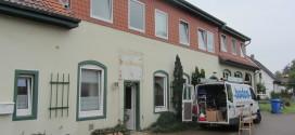Umbauarbeiten am Kindergarten der Gemeinde Todesfelde