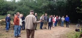 Holzversteigerung in Todesfelde am 31.08.2014