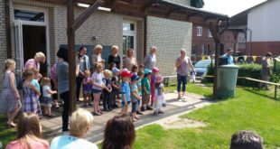 Kindergarten - Tag der offenen Tür 2016