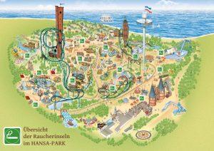 Fahrt zum Hansapark nach Sierksdorf @ Hansapark, Sierksdorf | Sierksdorf | Schleswig-Holstein | Deutschland